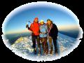 Le Mont-Blanc est le plus haut sommet de l'Europe